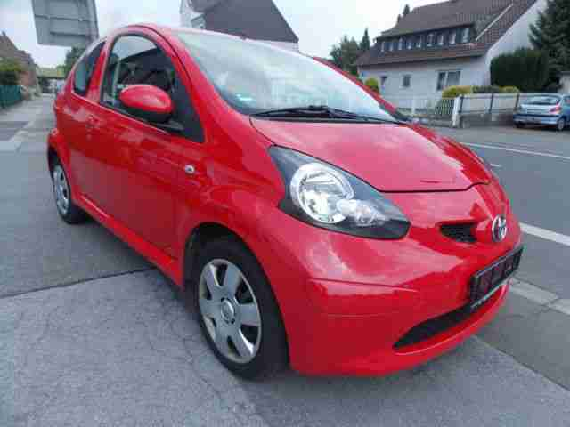 Toyota Aygo Cool Klima El Fenster Top