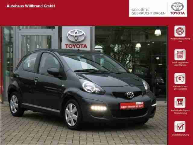 Toyota Aygo Cool,Klima,ZV,CD-Radio