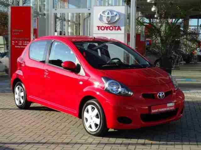 Toyota Aygo Cool1