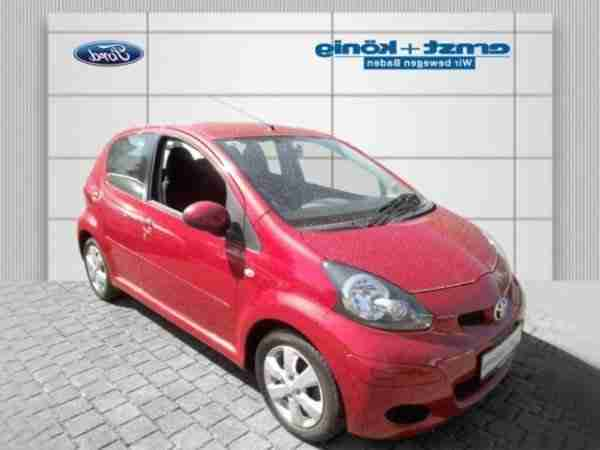 Aygo CoolRed