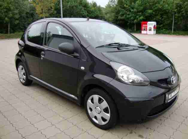 Aygo Edition NOW Klima 1 Hand 5 türig !!