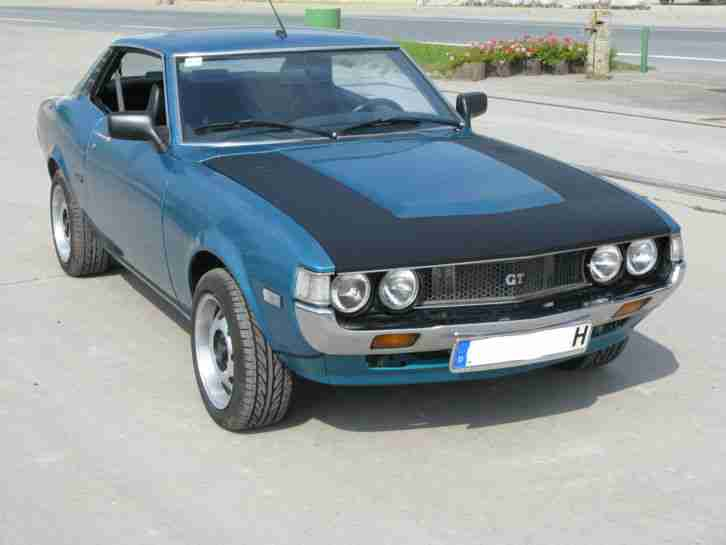 toyota celica ta23 gt oldtimer tolle angebote in toyota. Black Bedroom Furniture Sets. Home Design Ideas