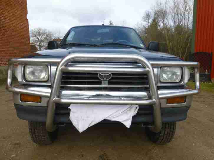 HiLux 2, 4 D Extra Cab 4x4 Typ N1