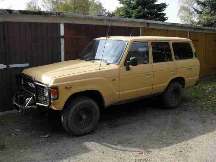 Land Cruiser HJ 60 , Landcruiser HJ60