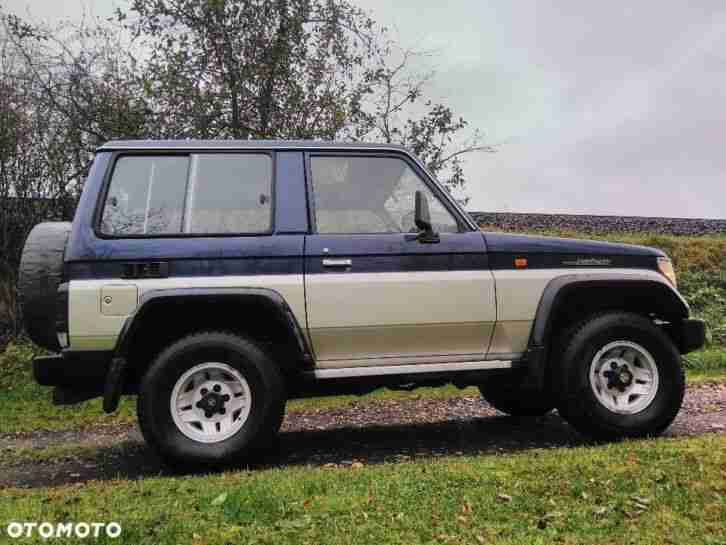 Land Cruiser KZJ70 VX 94Tkm!