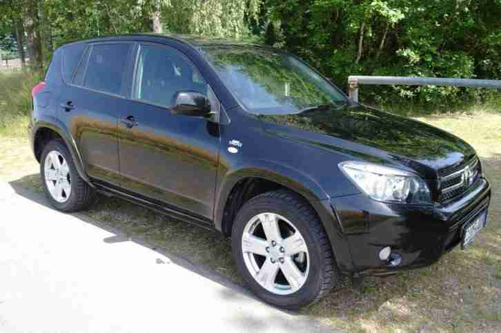 RAV 4 Executive 62.500 km Bestzustand