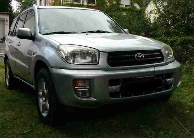 RAV 4 Pick up Baujahr 2003