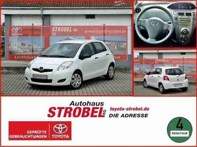 Yaris 1.0 VVT i Cool Klima Radio CD Aux In Sche