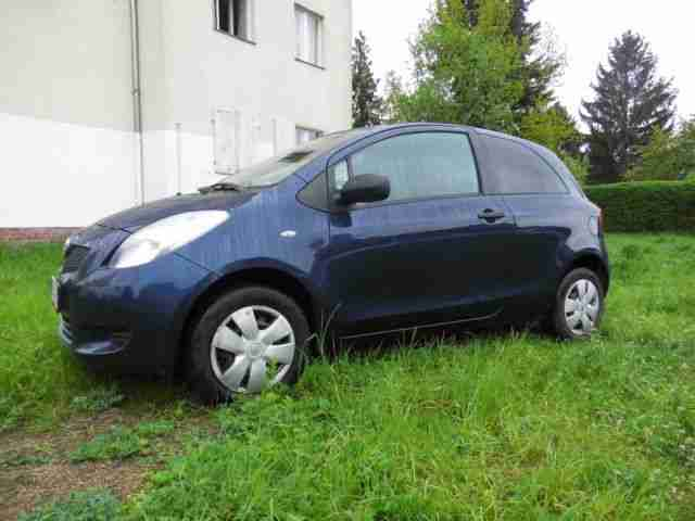 Toyota Yaris 1. 0 VVT i Cool ink 12 monate Garantie