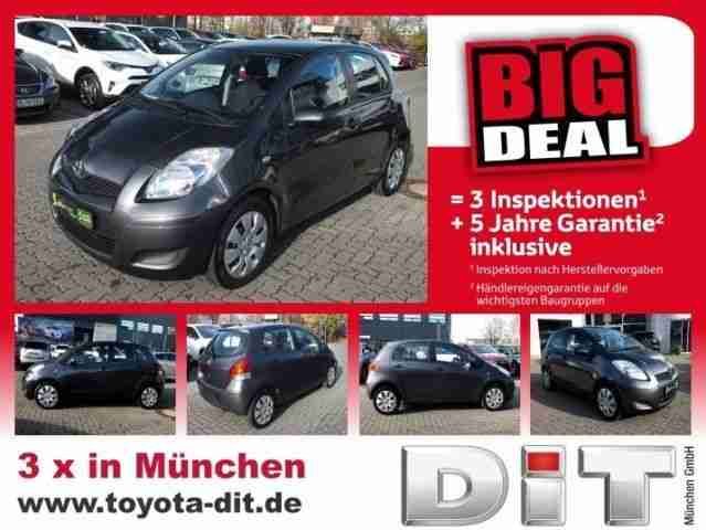 Toyota Yaris 1.3 VVT i Cool ABS Klima Radio CD