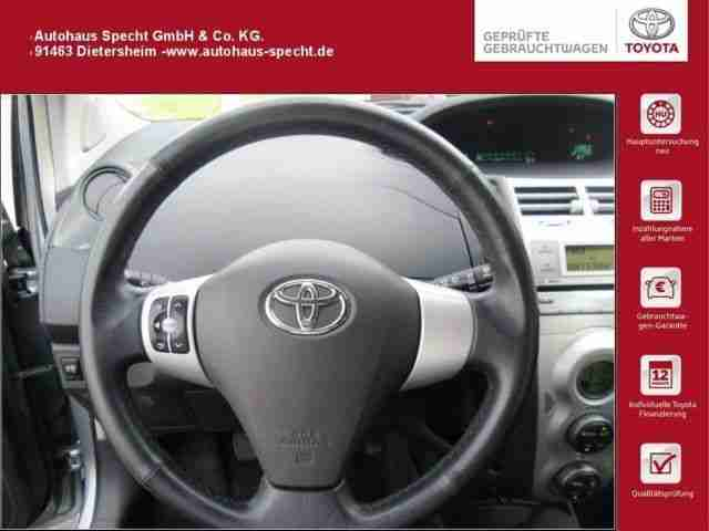 Toyota Yaris 1.3 VVT-i Executive 5-trg.