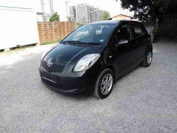 Toyota Yaris 1.3 VVT i Executive KLIMA 1. HAND