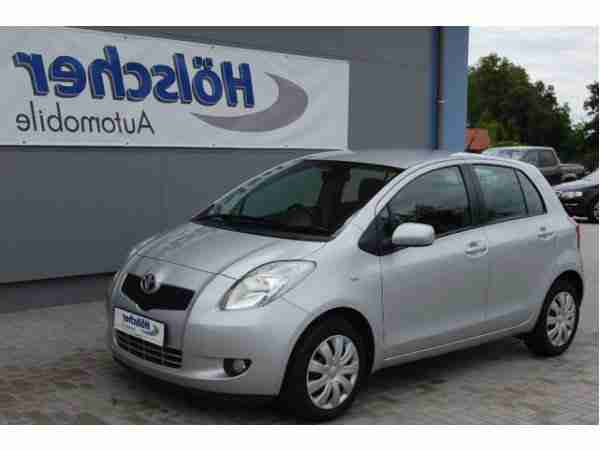 Yaris 1.3 VVT i Multi Mode Executive