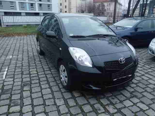 Toyota Yaris 1.3 VVT-i Multi Mode ExecutiveEURO4*70.tkm