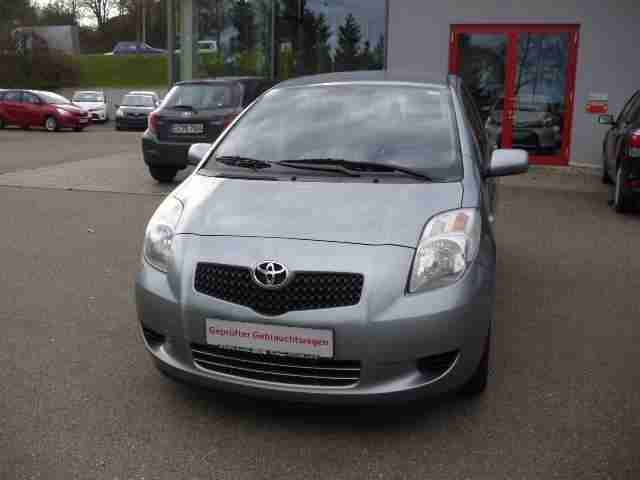 toyota yaris 1 3 vvt i multi mode sol elektr tolle angebote in toyota. Black Bedroom Furniture Sets. Home Design Ideas