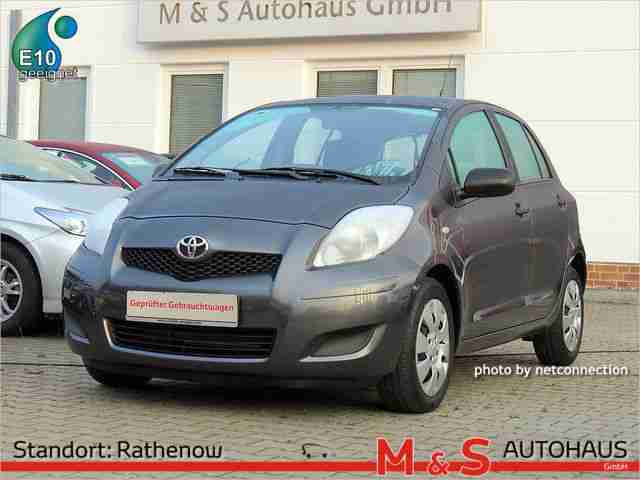 Toyota Yaris 1.33 VVT-i Cool Plus KLIMA