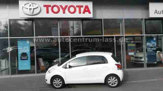 Toyota Yaris 1.33 VVT-i Executive