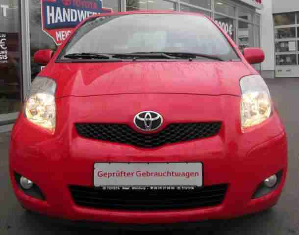 Toyota Yaris 1.33 VVT-i Multi Mode Life