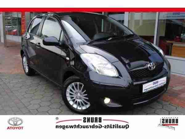 Yaris 1.33 VVT i Sol S Klima Alu Bluetooth CD MP