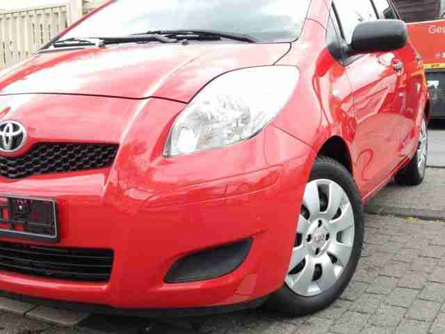 Yaris Cool 1.33 VVT i Start Stop KLIMA SCHECKHEF