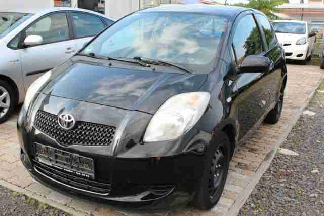 Yaris Sol Klimaanlage Mp3 CD TÜV 1 2015