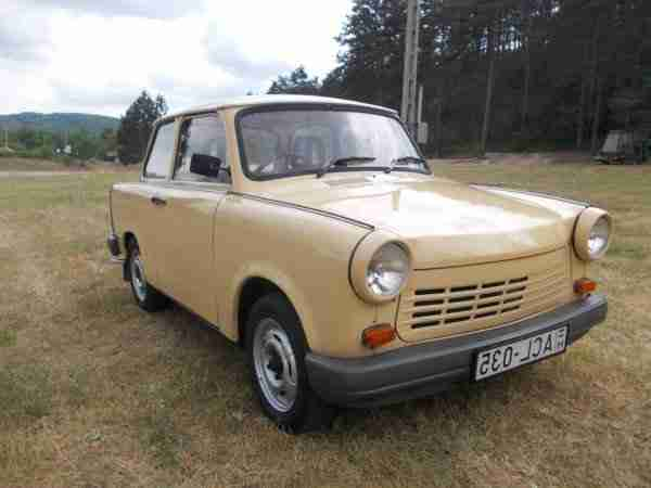 Trabant 1.1 Original nur 32130 km TOP 1