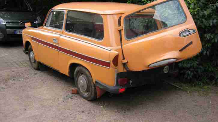trabant 500 kombi ez 01 1962 angebote gebrauchtwagen. Black Bedroom Furniture Sets. Home Design Ideas