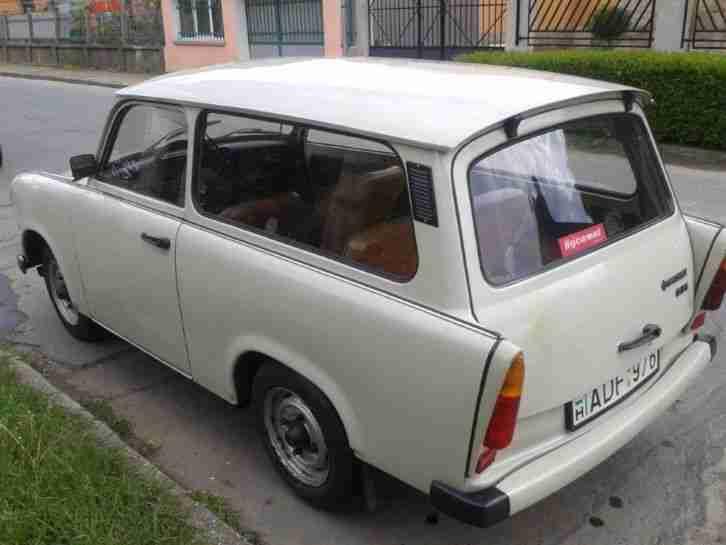 trabant 601 hycomat kombi 1990 mit 20t angebote. Black Bedroom Furniture Sets. Home Design Ideas