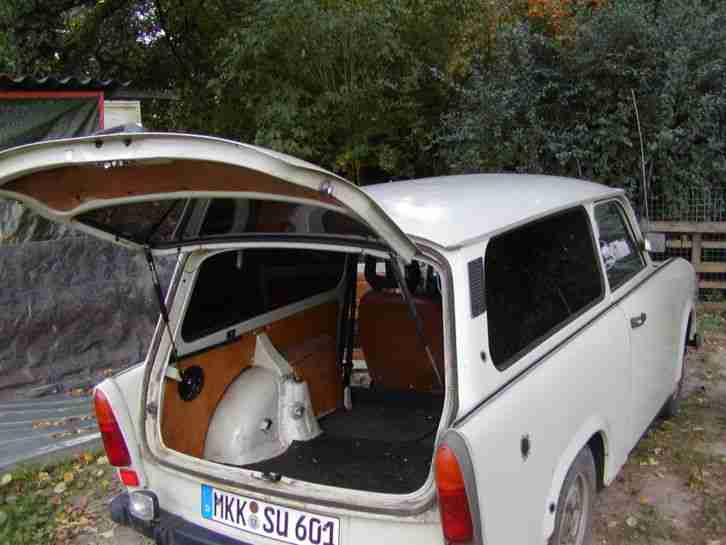 trabant 601 kombi angebote gebrauchtwagen trabant. Black Bedroom Furniture Sets. Home Design Ideas