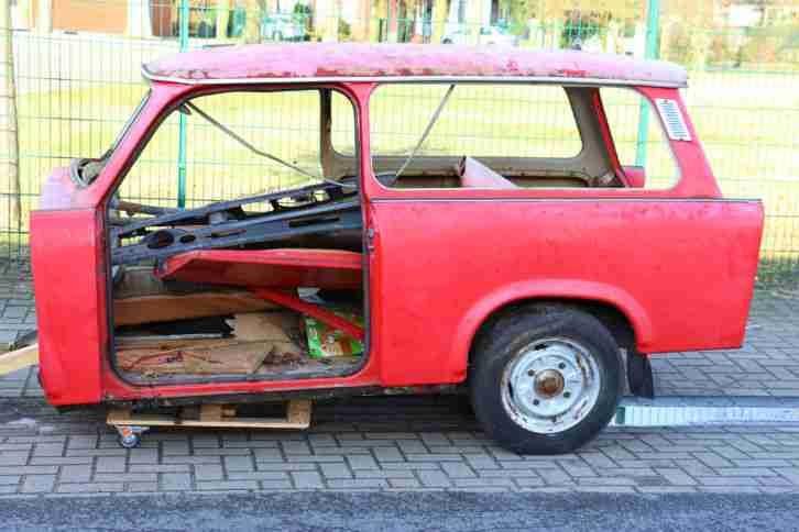 trabant 601 kombi als anh nger angebote gebrauchtwagen. Black Bedroom Furniture Sets. Home Design Ideas