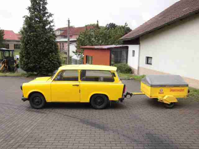 trabant in rallyeoptik angebote gebrauchtwagen trabant. Black Bedroom Furniture Sets. Home Design Ideas