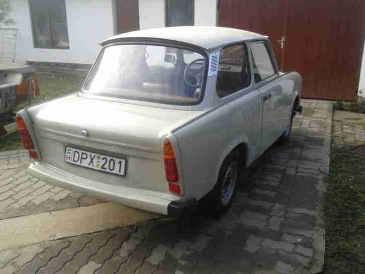 Trabant 601 Special