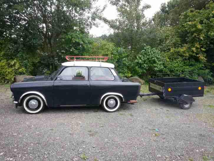 trabant 601 und hp300 anh nger angebote gebrauchtwagen. Black Bedroom Furniture Sets. Home Design Ideas