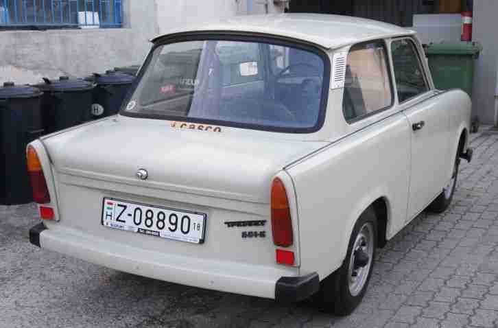 Trabant 601S unrestauriert