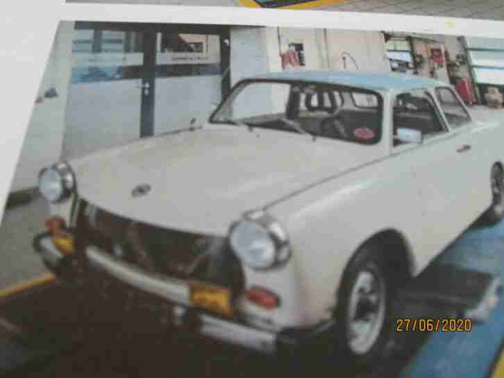 Trabant P 601 LX Top Zustand