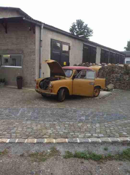 trabant p60 600 601 angebote gebrauchtwagen trabant. Black Bedroom Furniture Sets. Home Design Ideas