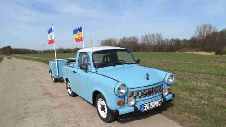 Trabant Pick Up