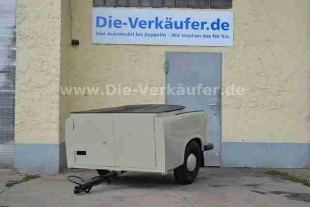 trabant trabant anh nger trabi 600er t v neu angebote gebrauchtwagen trabant. Black Bedroom Furniture Sets. Home Design Ideas