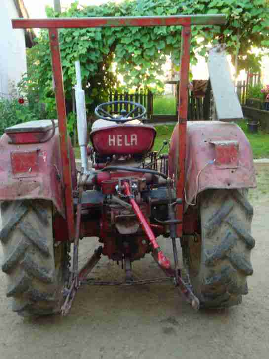 traktor herrmann lanz 230 nutzfahrzeuge angebote. Black Bedroom Furniture Sets. Home Design Ideas