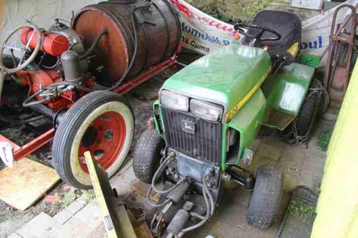 traktor kleintraktor schlepper mit nutzfahrzeuge. Black Bedroom Furniture Sets. Home Design Ideas