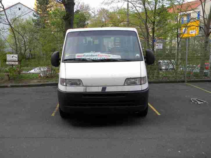 transporter fiat ducato baujahr 2002 128 ps nutzfahrzeuge angebote. Black Bedroom Furniture Sets. Home Design Ideas