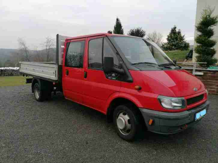 Transporter FORD Transit FT 250 L
