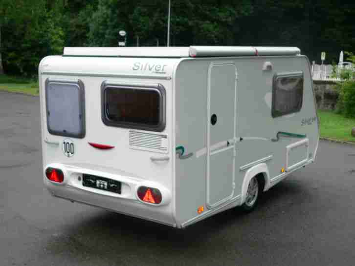 Trigano Rubis 310 Tdl Silver Mit Markise Wohnwagen