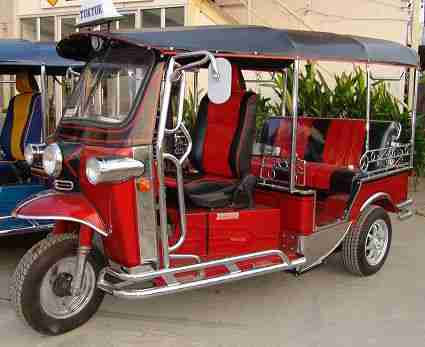 tuktuk mit stra enzulassung neu original tuk angebote. Black Bedroom Furniture Sets. Home Design Ideas