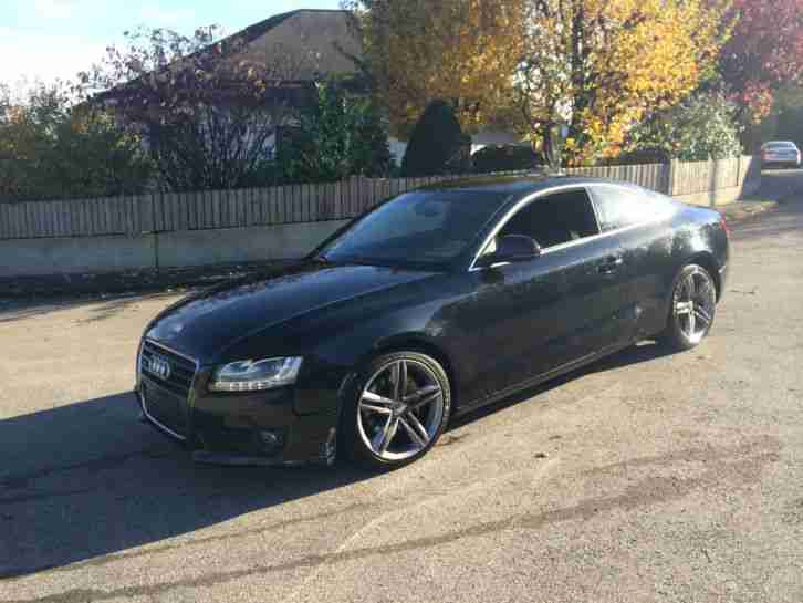 Unfall a5 3.0 TDI Quattro Tiptronic, Exclusive,