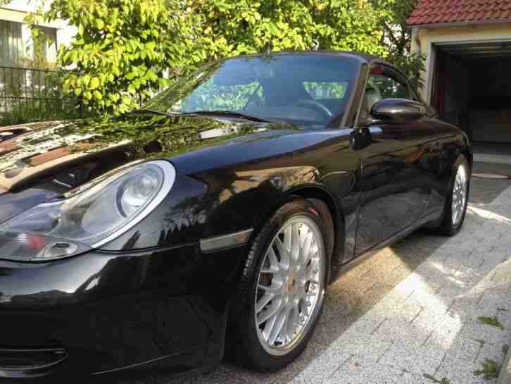 Unikat: 911 Carrera Cabrio 454 PS Roadster