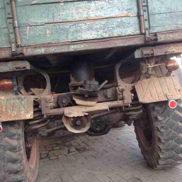 Unimog 411 Gebraucht >> Unimog U411 - Nutzfahrzeuge Angebote.