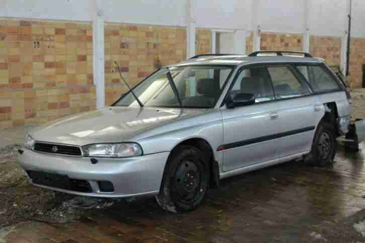 VB, Subaru Legacy II Station Wagon (BD, BG) 2.2 (128 Hp) AWD, 1994