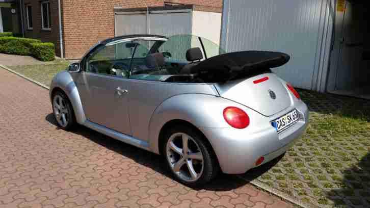 vw beetle cabrio 1 6 neue positionen volkswagen pkw. Black Bedroom Furniture Sets. Home Design Ideas
