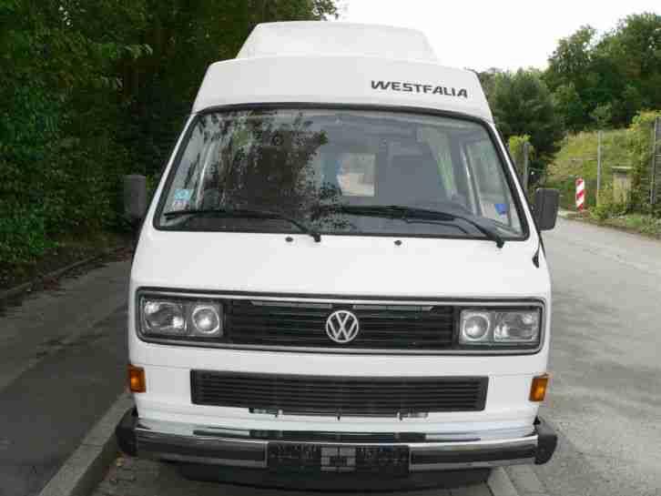 vw bulli t3 t v gas asu 06 2016 atm 20tkm wohnwagen wohnmobile. Black Bedroom Furniture Sets. Home Design Ideas